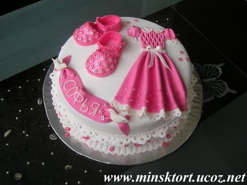 Как сделать платье из мастики на торт 409