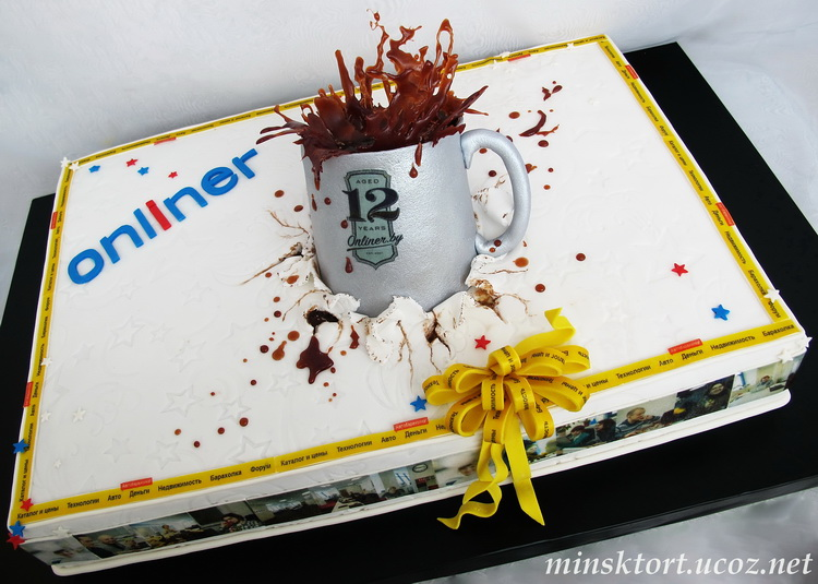 Тематические торты торты свадебные