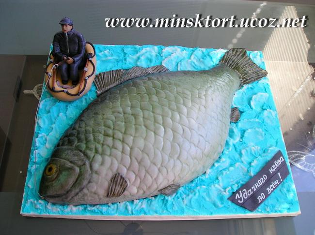 мастер-класс на тему рыбалка