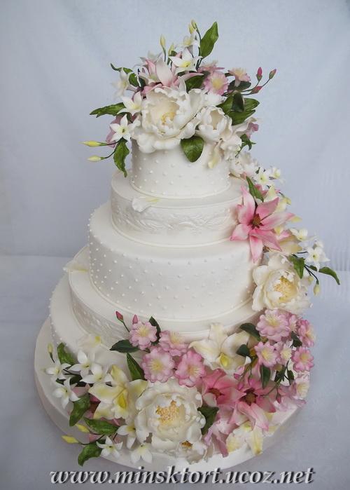 Свадебные и праздничные торты торты