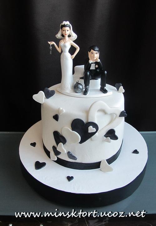Свадебный торт в минске на заказ